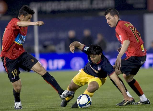 El Mallorca frena al Atlético