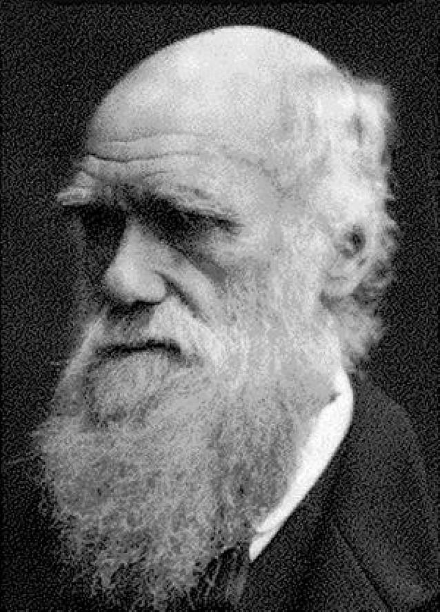 Charles Darwin, visto por Darwin
