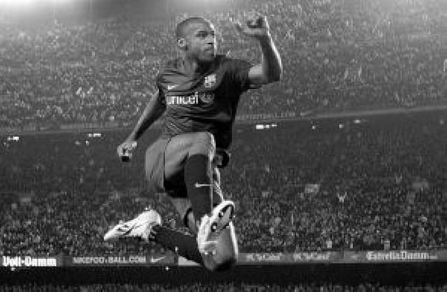 Este Barça es una fiesta