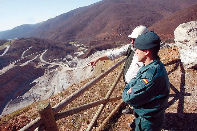 Denunciadas en dos meses casi 300 infracciones en las canteras navarras