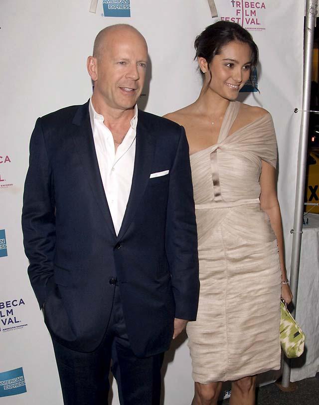 Bruce Willis se ha casado por segunda vez