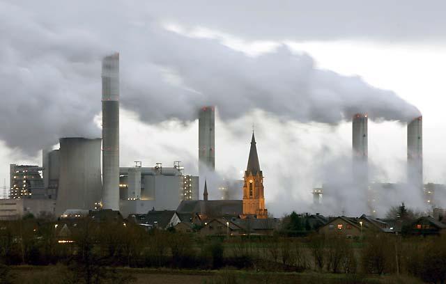 La contaminación del aire mata a 2 millones de personas cada año, según la OMS