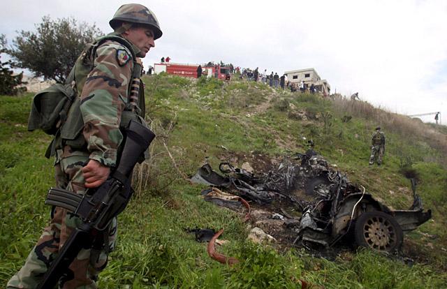 Dos dirigentes de la OLP y dos escoltas mueren en un atentado en el Líbano