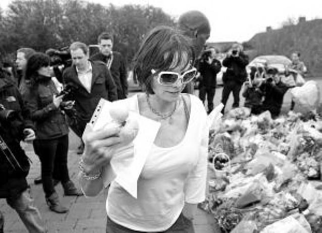 Jade Goody deja más de 4 millones de euros a sus hijos