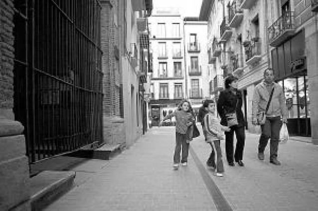 La práctica de la mendicidad se sancionará en Estella con multas de cien euros