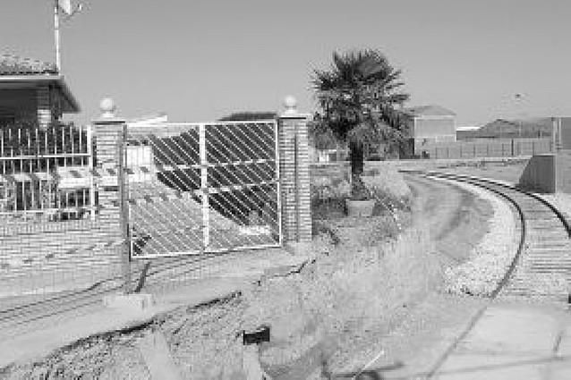 Anulada la licencia de obra para la vía de Trenasa en Castejón