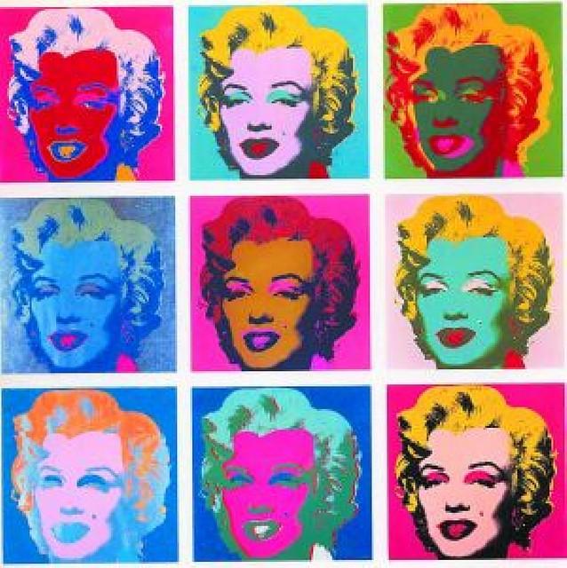Conferencia sobre Andy Warhol hoy a las 20 horas en civivox