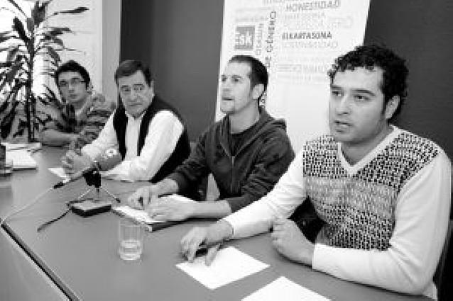 """ESK y 13 afiliados recurren los despidos de Koxka por """"discriminación sindical"""""""