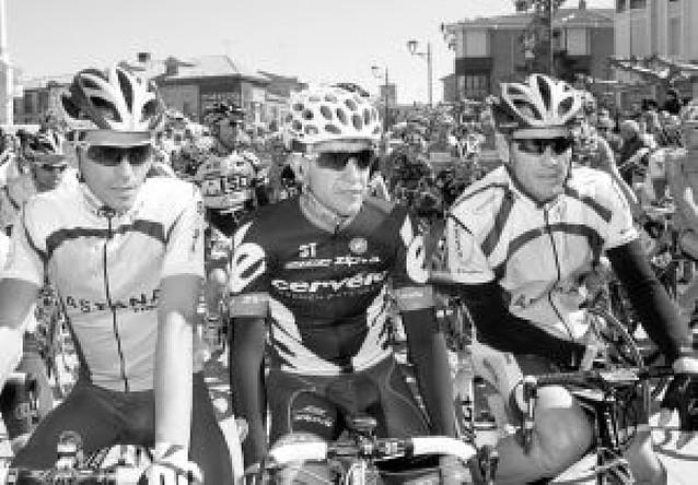 Armstrong tropieza en Castilla