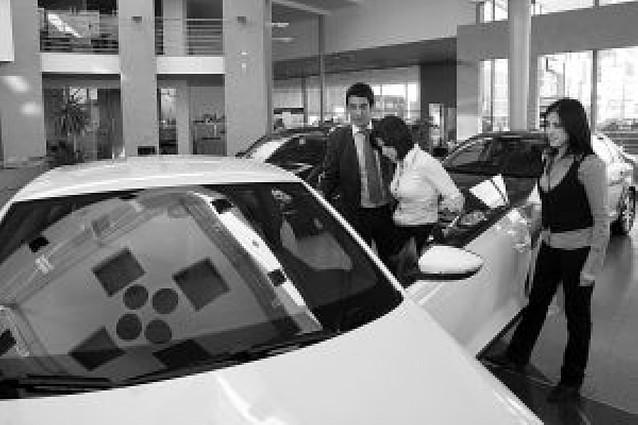 El Plan Renove anima las ventas de coches en el primer día de su puesta en marcha