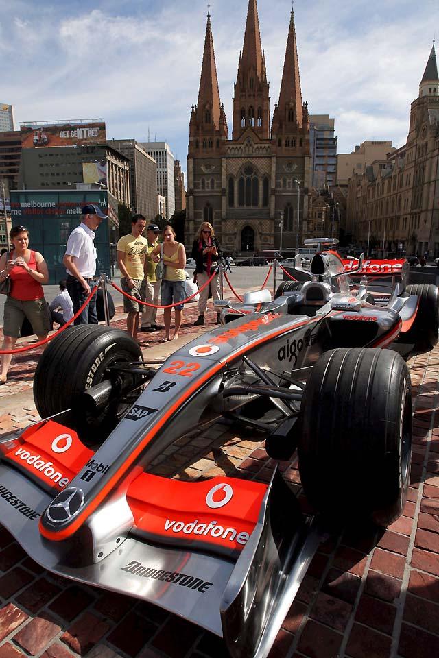 El campeonato con más cambios en la historia de la Fórmula Uno