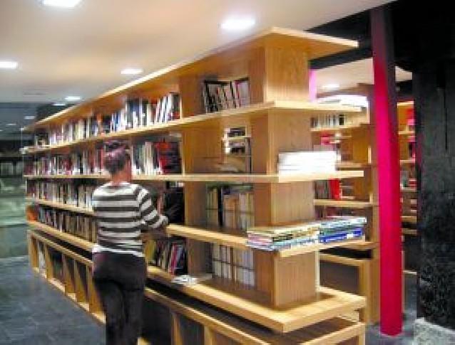 El Mapa de Lectura Única prevé crear dos bibliotecas en Pamplona