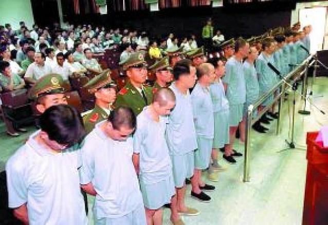 China, triste récord de ejecuciones