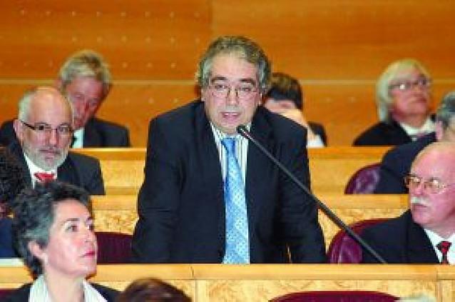 El Gobierno central estudiará que la Agencia Internacional de Renovables esté en Navarra