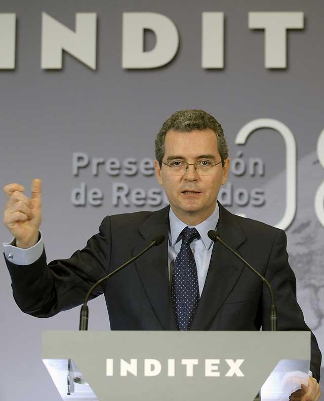 Inditex mantuvo estables sus ganancias en 2008, con 1.253 millones, un 0,2% más