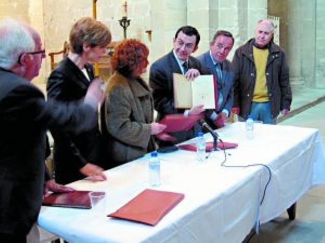 Irache, la primera universidad de Navarra