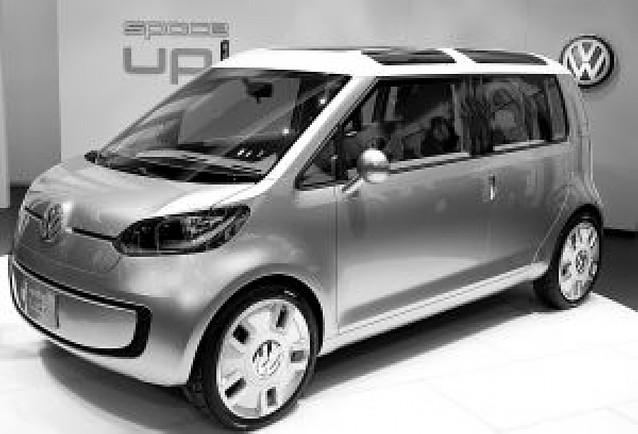 Volkswagen adjudica a Bratislava el Up!, nueva gama de utilitarios