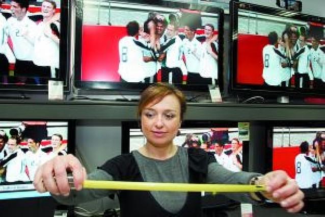 Navarra subvencionará la compra de otros 3.000 televisores más