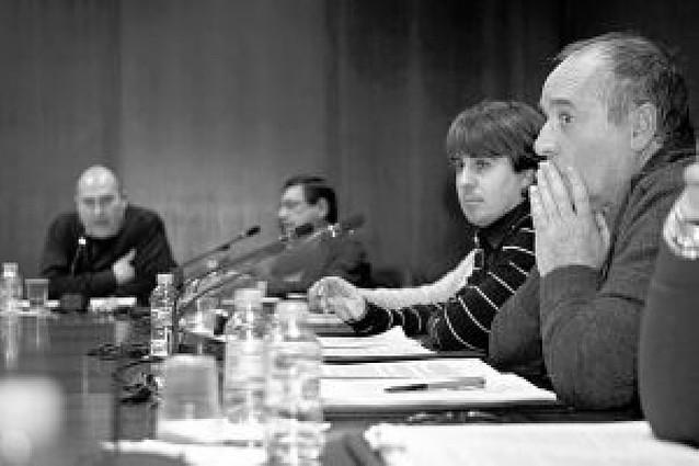 La oposición dice que las mejoras en el presupuesto no han partido de UPN