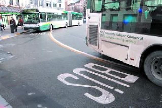 Ninguna empresa se presenta al concurso para gestionar el transporte urbano comarcal