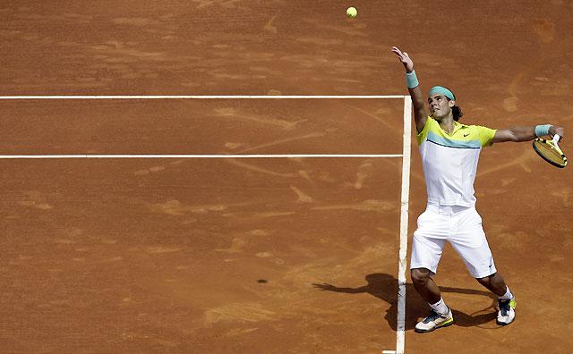 Nadal y Ferrer vuelven a citarse en la final del Godó