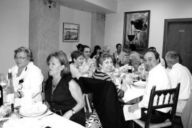 Las 5 sociedades gastronómicas, a tope