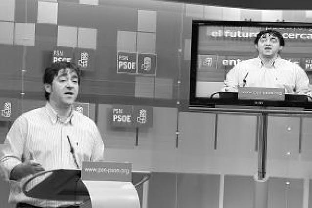 """Jiménez (PSN) destaca el comportamiento """"leal"""" del Gobierno foral con el TAV"""
