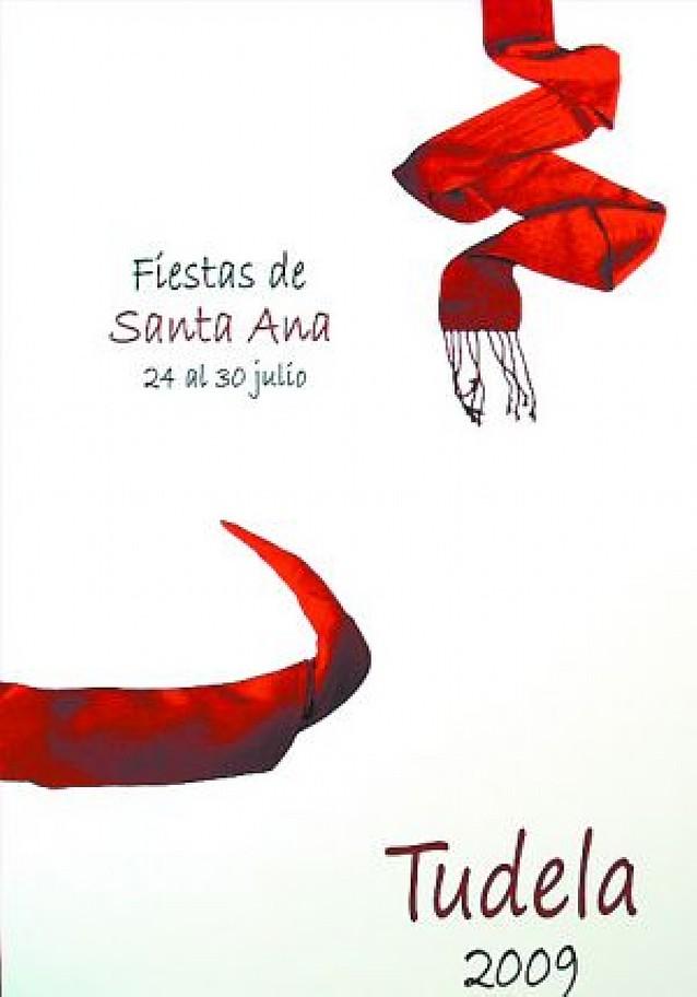 Carteles de San Fermín con parecido