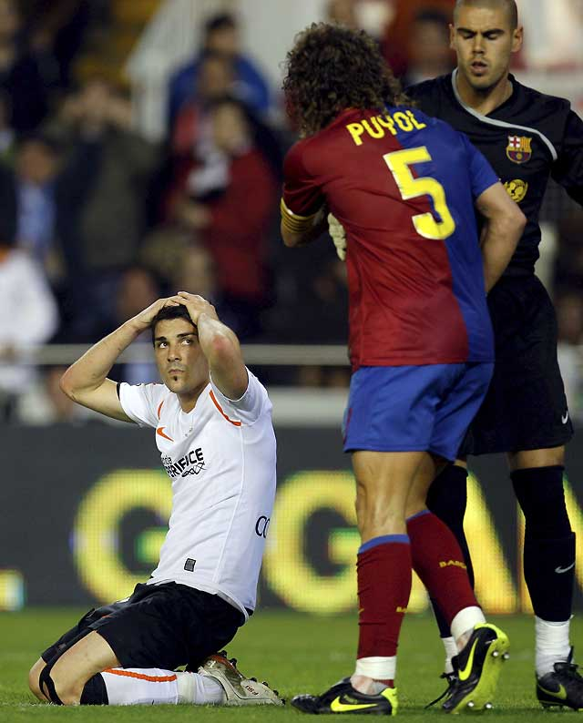 El Barça salva un empate