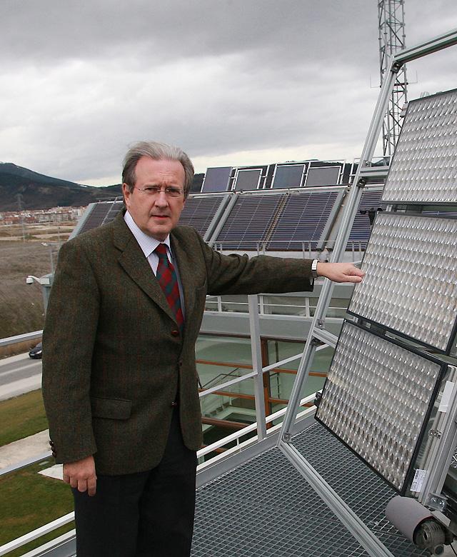 Juan Ormazábal, ex director del CENER, candidato español a dirigir la Agencia Internacional de Renovables
