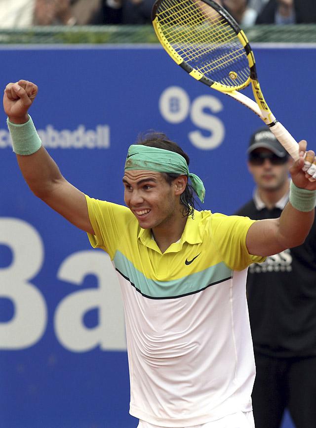 Rafa Nadal consigue su quinto trofeo en Barcelona a costa de David Ferrer