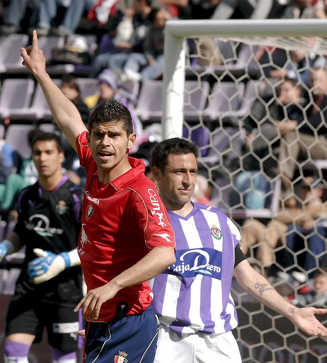 Valladolid y Osasuna firman tablas (0-0)