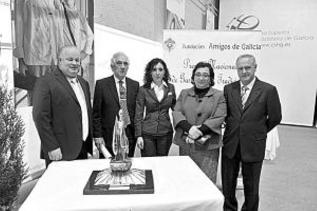 """El restaurante Josetxo recibe el premio gastronómico """"Lola Torres"""""""