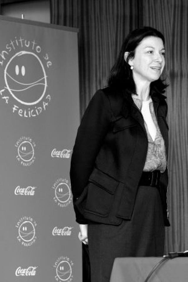 """Alejandra Vallejo-Nágera: """"La felicidad no es cuestión de suerte, es una actitud"""""""
