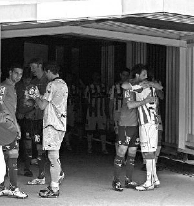 """Mendilibar """"Estamos atascados y lo mejor del partido ha sido el resultado"""""""