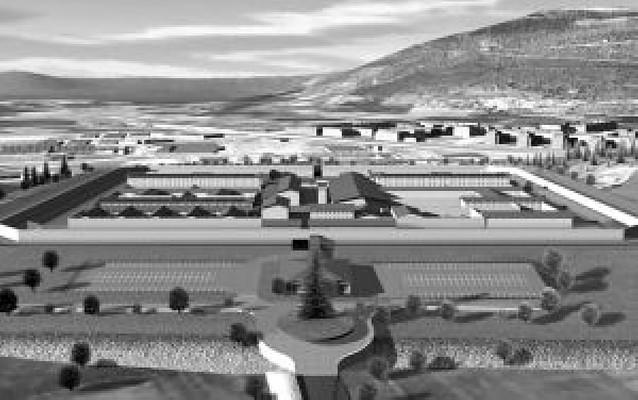 Convocada la construcción de la cárcel de Pamplona