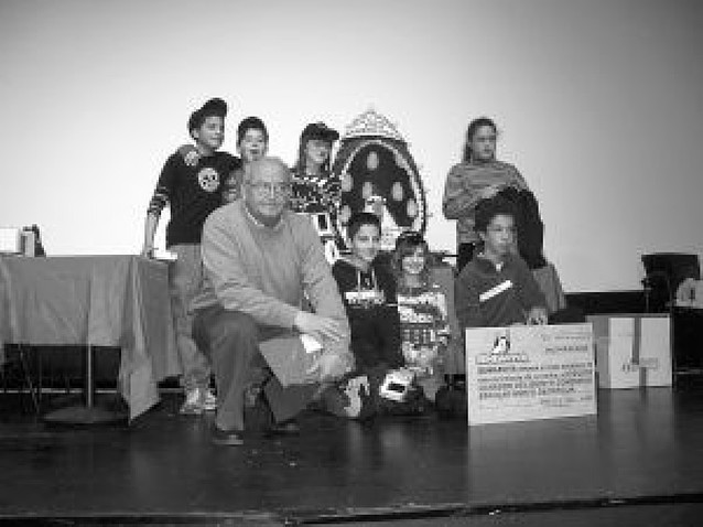 El colegio de Oteiza gana el concurso Huevo de Pascua
