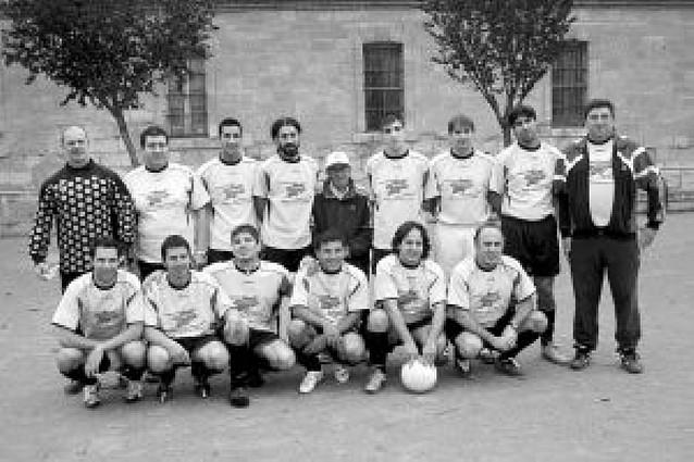 Uprena, campeón de 2ª División