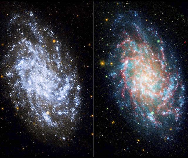 La sonda Explorer cumple seis años de misión por las galaxias