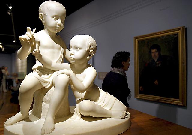El escultor Antoni Solà recibe, por primera vez, un homenaje a su trayectoria profesional en el Museo Marés de Barcelona