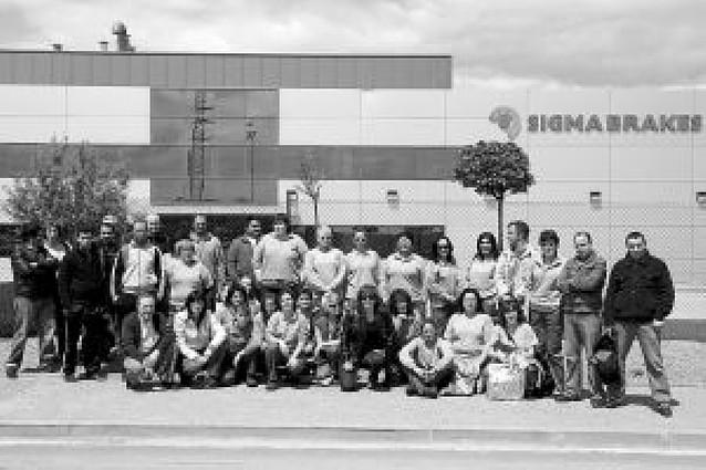 Trabajadores de Sigma Brakes piden que se cumpla la ley de prevención de riesgos