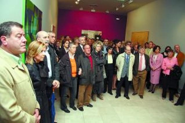 Tudela expone las obras premiadas en las 16 ediciones de su concurso de pintura