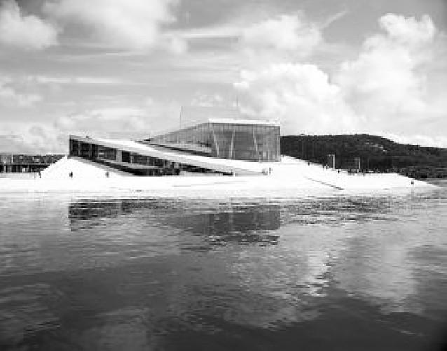 La Opera de Oslo gana el Premio Mies van der Rohe