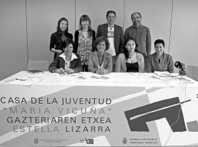 Las ONG beneficiarias de ayuda de Estella se unen para difundir sus proyectos en América