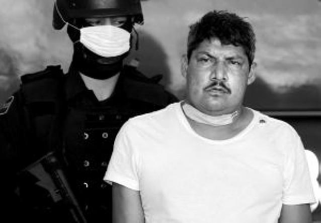 Detenido Gregorio Sauceda, cabecilla del cartel de Golfo