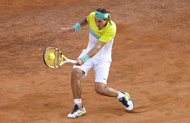Nadal se planta en semifinales de Roma tras vencer a Verdasco