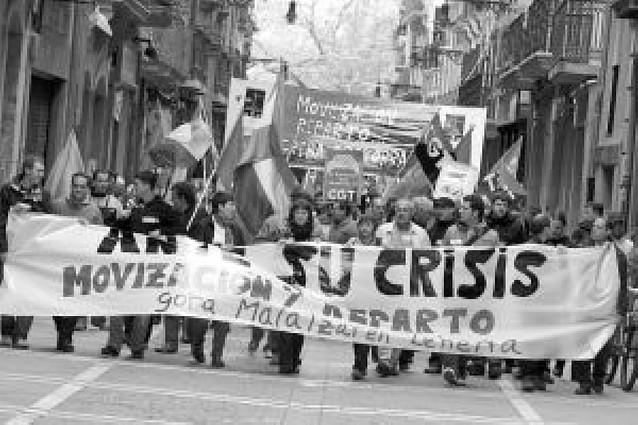 """CGT, ATTU, ESK y STEE-EILAS piden """"movilización y reparto"""""""