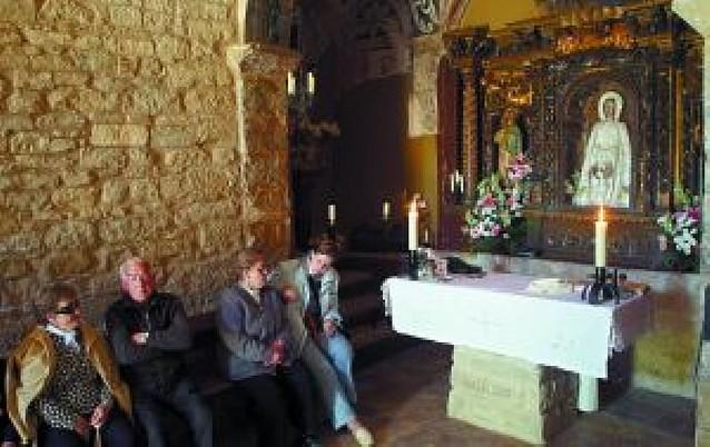 Reencuentro en Santa Zita