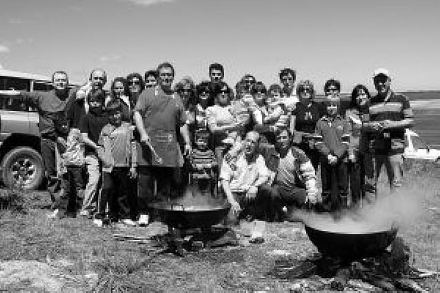 Andosilla celebró Santa Cruz con la presencia de más de 2.500 romeros