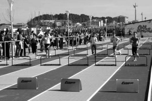 Las nuevas pistas de atletismo se inauguran el próximo sábado